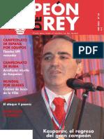 Revista Peón de Rey 038