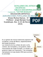 Agrupaciones Populares en México.
