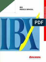 Indice - Bovespa IBX