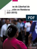 Informe de La Libre Expresion 2015
