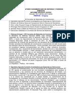 Informe Uruguay 40-2016