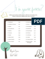 7 Printable Baby Shower Games Pink