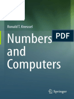 Ronald Kneusel-Numbers and Computers-En