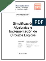 Laboratorio de circuitos integrados