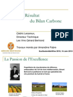 P 30 Lecareux - Calcul Emisions CO2