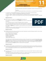 10694916 - Comentario Exercicios Propostos - Linguagens