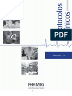 Protocolo de Atendimento Ao Paciente Vitima de Traumatismo Cranioencefalico Leve Tce