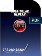 Tutorial Subtitular BluRay