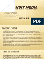 Transit Media-MEDIA KIT