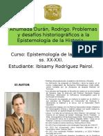 Ahumada Durán, Rodrigo