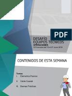 ELEMENTOS PASIVOS Y ACTIVOS RED HFC