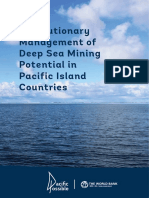 Pacific Possible Deepsea Mining