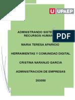 Administracion de Recursos Humanos WORD