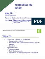 MAulaTete Java 02