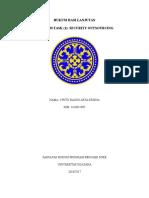 Ham Lanjutan (Tutorial 5 - Security Outsourcing)
