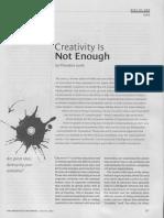 1963.creativity.is.not.enough.pdf