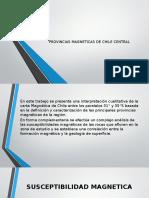 Provincias Magneticas de Chile Central Jjj