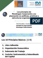 Plasmacion Princip en Politicas Mndrgn