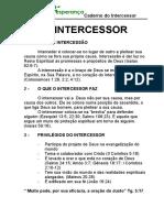 Caderno Do Intercessor