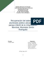Proyecto Comunitario 5 to A