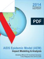 2014 AIDS Epidemic Model_Impact Modeling and Analysis
