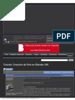 Blender Tutorial_ Creación de Pelo en Blender 248 - Foros 3DPoder..pdf