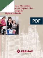 Manual Proteccion Maternidad Trabajo