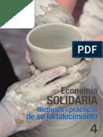 Libro-Economía Solidaria. Historias y prácticas de su fortalecimiento