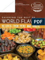 Recipes From Peru and Brazil