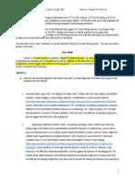 integrative case study 3