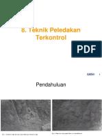 8-Teknik Peledakan Terkontrol.pdf
