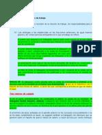 Capitulo IV Rescisión de las relaciones de trabajo