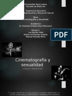 Cinematografía y Sexualidad