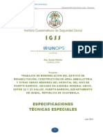 Especificaciones Tecnicas Especiales 29072013