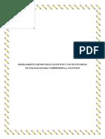 Modelamiento de Procesos Cognitivos y Uso de Entornos Tecnologicos Para Comprender La Cognicion