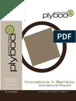 Plywood Binder