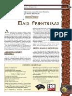 Forgotten Realms D20 - Fronteiras Prateadas - Mais Fronteiras - Biblioteca Élfica