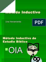 Metodo Inductivo de Estudio Biblico