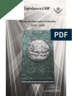 Album Diputados Federales en México