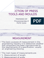 06. Inspection of Press Tools and Moulds