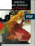Curso Practico de Pintura Artistica - Mezclar Colores