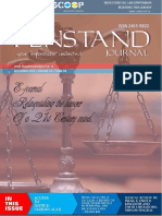 The Penstand Journal Volume 01 Issue 03