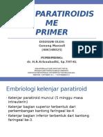 PPT Hiperparatiroidisme