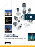 Pastite for Pipe Connection System Bul 4300 PTP