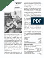 Summerfield, Maurice - Villa-lobos Excerpt (the Classical Guitar 3rd Edition 92)