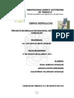 Tarea2_ Alumnos de Obras Hidraulicas