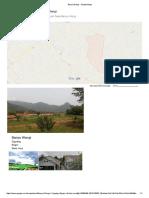 Peta Banyu Wangi - Cigudeg