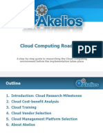 Cloud Computing Roadmap