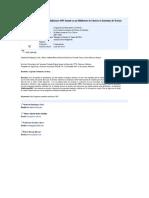 8 Artículo Caracterización de un sistema multicluster HPC en revista Programación Matemática UAEM