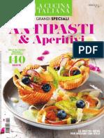 La Cucina Italiana Gli Speciali Antipasti Aperitivi 2016